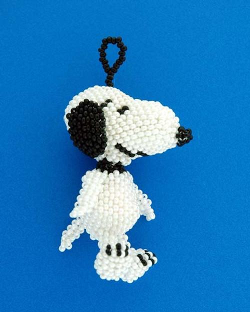 Beaded Snoopy