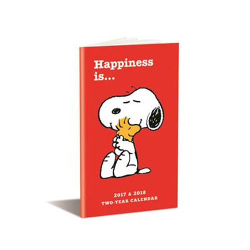 PEANUTS HAPPINESS IS POCKET PLANNER