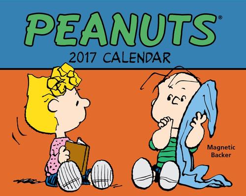Mini Daily 2017 Calendar