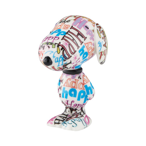 Snoopy By Design Happy Hound Figure
