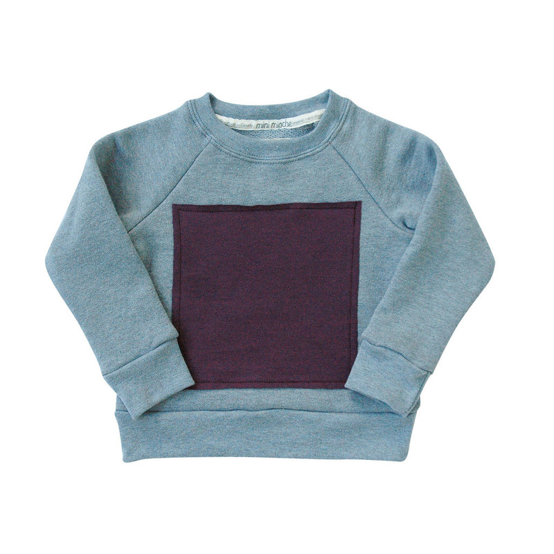 The Patch Raglan