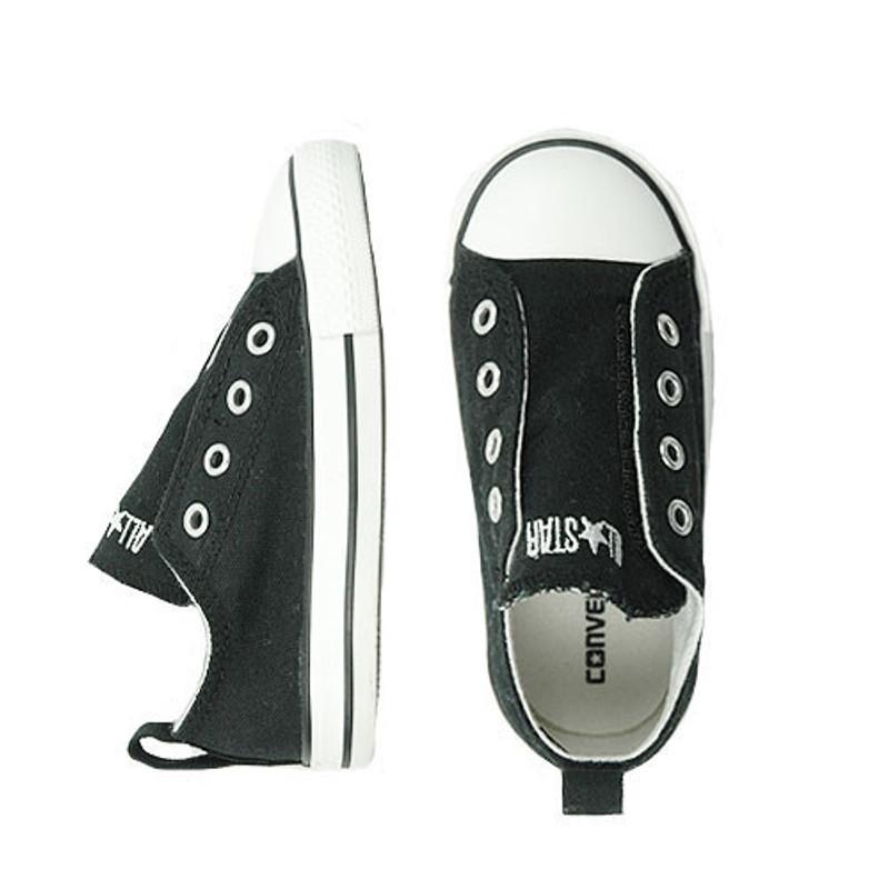 Converse Slip On in Black