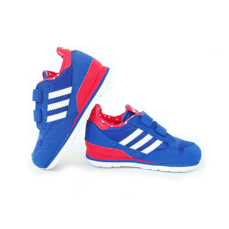 Adidas ZX 500 Shoe in Blue