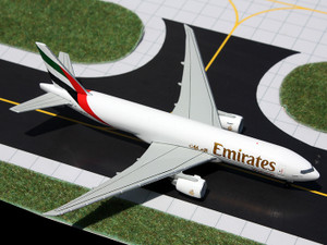 Gemini Jets GJUAE1286 Emirates Sky Cargo B777-200LRF A6-EKR 1:400