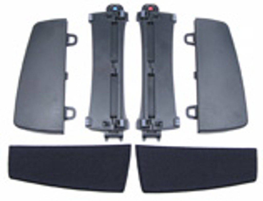 Full set of VIP3 lifter includes palm rests