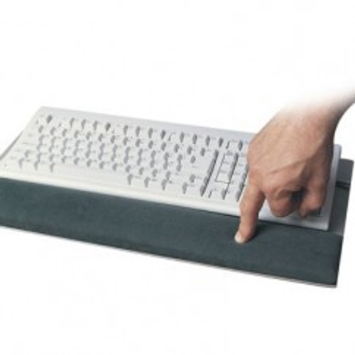 with keyboard