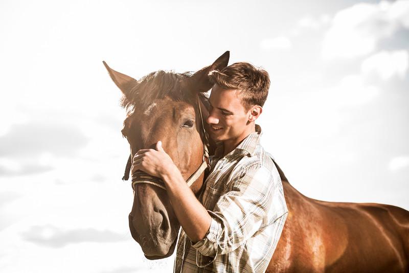 A Horse, of Course…