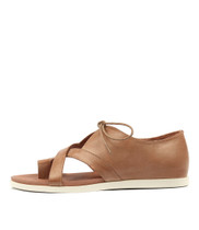 HOXA Sandals in Latte Leather