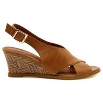 Ulohin Wedge Heel in Tan