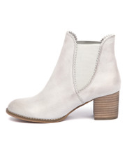 SADORE Ankle Boots in Misty Leather