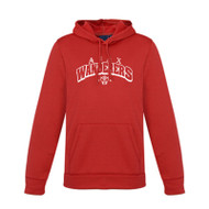 AJX Hype Ladies Pull-On Hoodie - Red