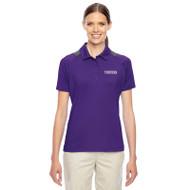 TCA Team 365 Ladies' Innovator Performance Polo - Sport Purple