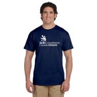 SON Gildan Ultra Cotton Adult T-Shirt - Navy