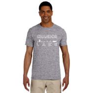 CLA Gildan Adult Softstyle Cotton T-Shirt - Sport Grey (CLA-012-GY)