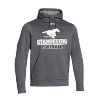 BMFA Under Armour Storm Armour Fleece Team Men's Hoody - Carbon