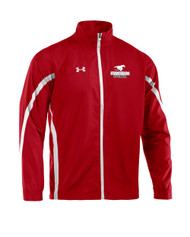 BMFA Under Armour Essential Youth Jacket - Red