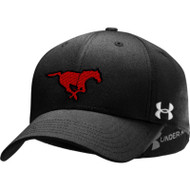 BMFA Under Armour Youth Stretch Fit Cap - Black