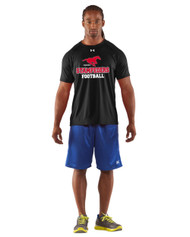 BMFA Under Armour Men's Short Sleeves Locker T - Black
