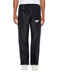 BMFA Dominator Rain Men's Pant - Black