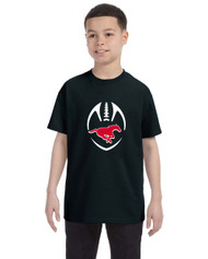 BMFA Gildan Heavy Cotton Youth Tshirt 8.8OZ - Black