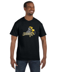 CMFA Gildan Heavy Cotton Men's Tshirt  - Black