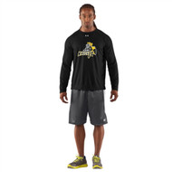 CMFA Under Armour Men's Locker Long Sleeves T-Shirt - Black