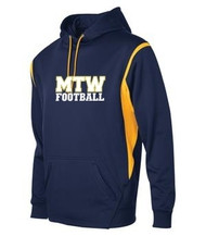 Metro Toronto Wildcats ATC PTECH Fleece Hooded VarCITY Sweatshirt