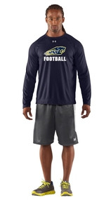 Metro Toronto Wildcats Under Armour Men's Locker Long Sleeves T-Shirt