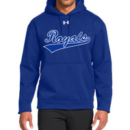 GMB Under Armour Youth Every Team Fleece Hoody  - Royal