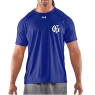 GMB Under Armour Men's Short Sleeve Locker T - Royal