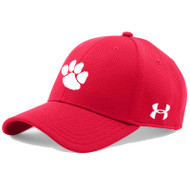 CLF Under Armour Blitzing Team Cap - Red