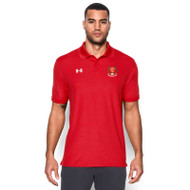 AJX Under Armour Men's Team's Armour Polo - Red