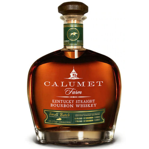 Calumet Farm Bourbon Whiskey 750ml