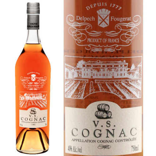 Delpech-Fougerat VS Cognac 750ml