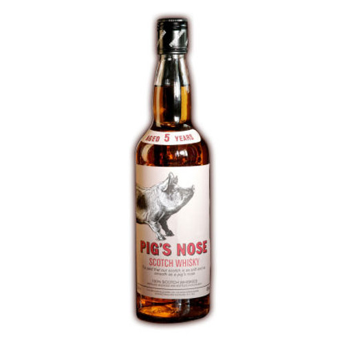 Pig's Nose 5 Year Old Blended Scotch Whisky 750ml