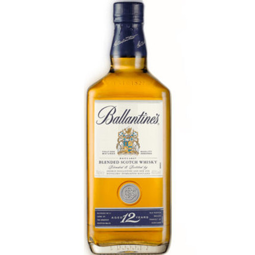 Ballantine's 12 Year Old Blended Scotch Whisky 750ML