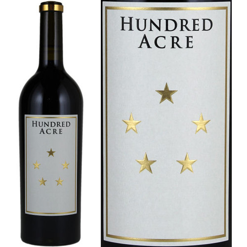 Hundred Acre Kayli Morgan Napa Cabernet