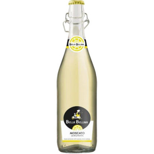 Bella Bellina Moscato Lemonata NV