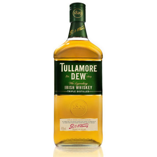 Tullamore Dew Blended Irish Whiskey 750ml