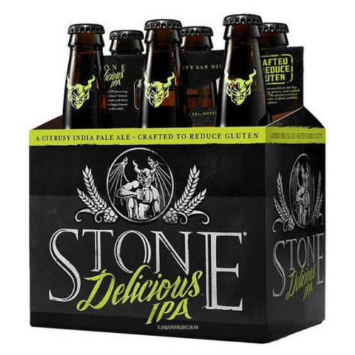Stone Brewing Delicious IPA 12oz 6 Pack