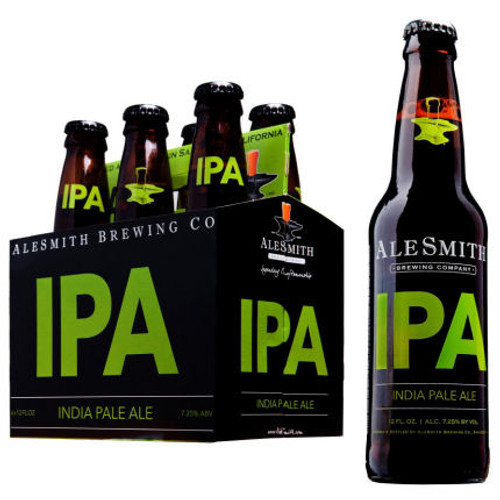 AleSmith India Pale Ale 12oz 6 Pack