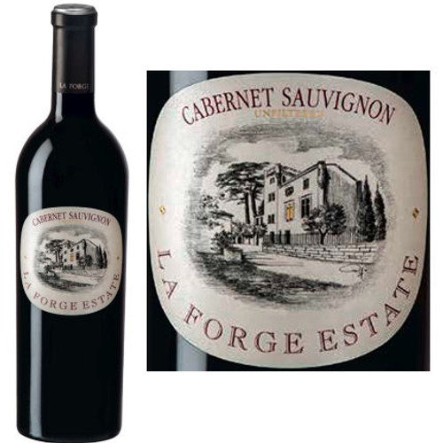 La Forge Estate Languedoc Cabernet  sc 1 st  Liquorama : magic door wine - pezcame.com