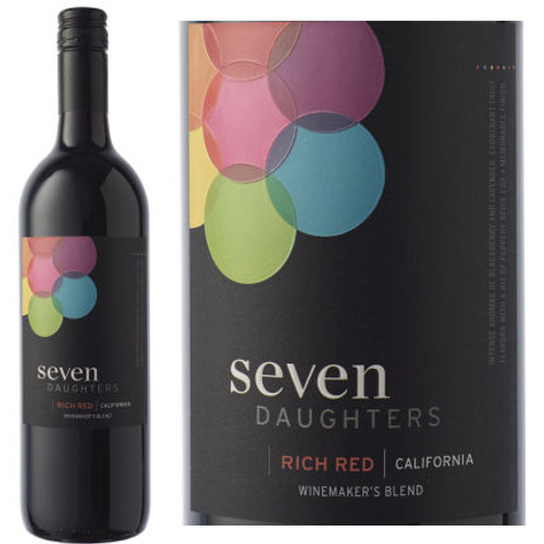 Seven Daughters Winemaker's Rich Red Blend