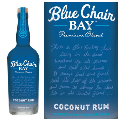 chesney blue chair bay coconut rum 750ml