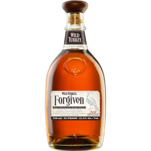 Wild Turkey Forgiven Blend of Bourbon and Rye Straight Whiskey 750ml