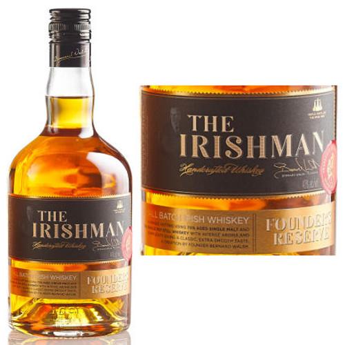 The Irishman Founders Reserve Irish Whiskey 750ml