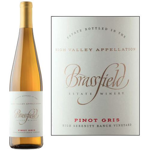 Brassfield Estate High Serenity Ranch Pinot Gris