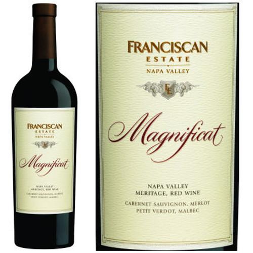Franciscan Estate Magnificat Napa Meritage