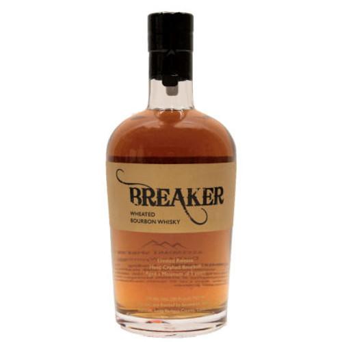Breaker Wheated Bourbon Whisky 750ml