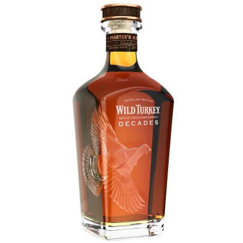 Wild Turkey Decades Kentucky Straight Bourbon 750ml